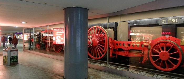 Hamburg - Bahnhof Altona - Unterirdische Verteilerebene