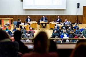 Podiumsdiskussion von -Prellbock Altona- im Altonaer Rathaus-Daniel Nide-6